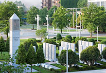 East Tennessee Veterans Memorial